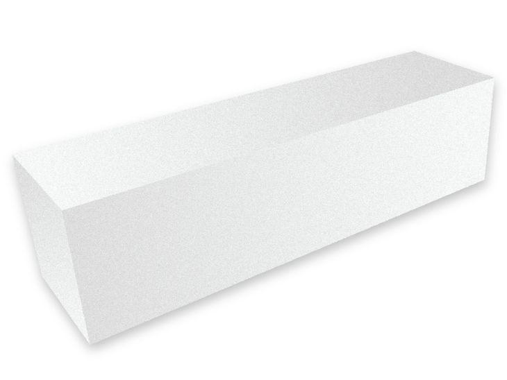 Zdjęcie produktu Blok Polerski Biały Bloczek Pilnik Polerka - (10 sztuk)
