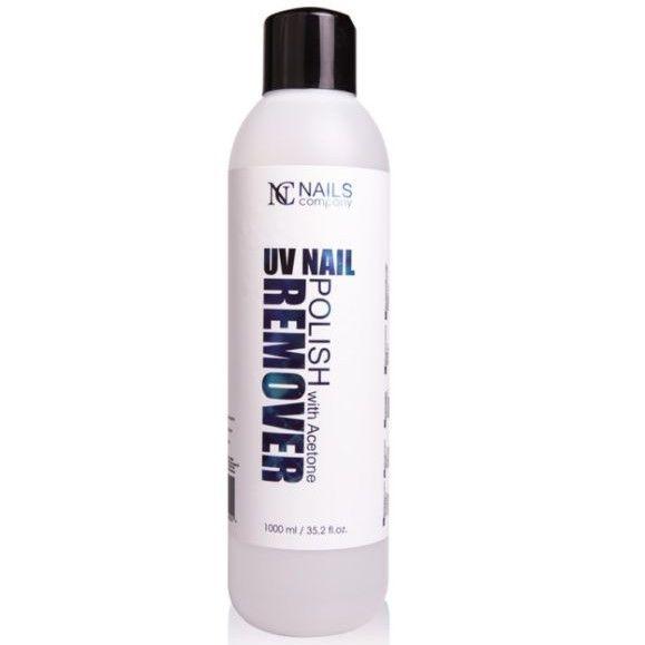 Zdjęcie produktu Nails Company Aceton Kosmetyczny Remover 1000 ml