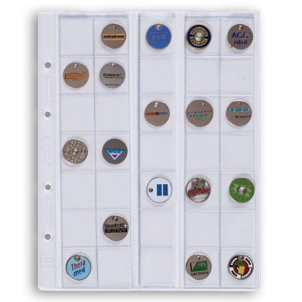 Zdjęcie produktu Karta do monet optima M 35