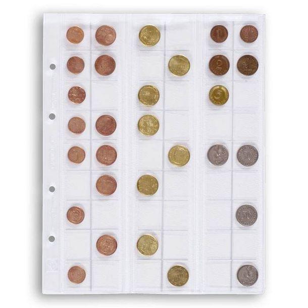 Zdjęcie produktu Karta do monet optima M 54