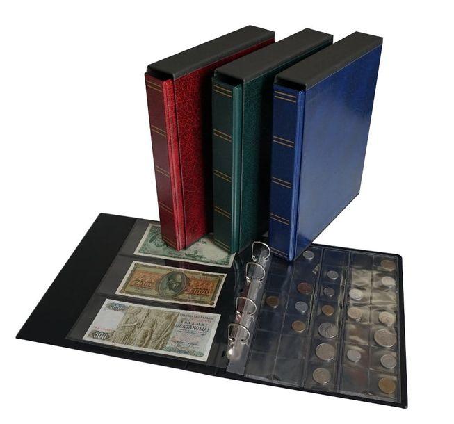 Zdjęcie produktu Klaser / Album na monety i banknoty z futerałem