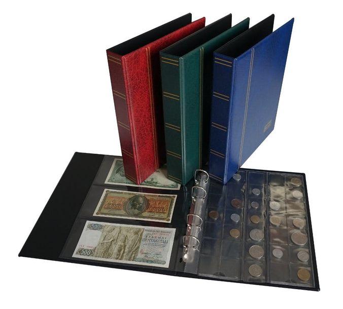 Zdjęcie produktu Klaser / Album na monety i banknoty 2w1