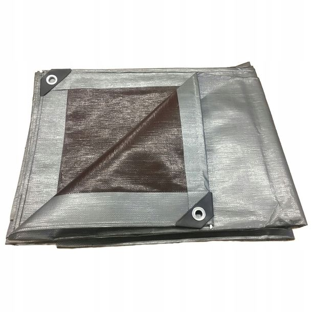 plandeka-srebrno-brazowa-8x10m-210g-m2-wzmacniana