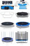 trampolina-ogrodowa-252cm-z-siatka-drabinka-fit-net-rodzaj-z-siatka