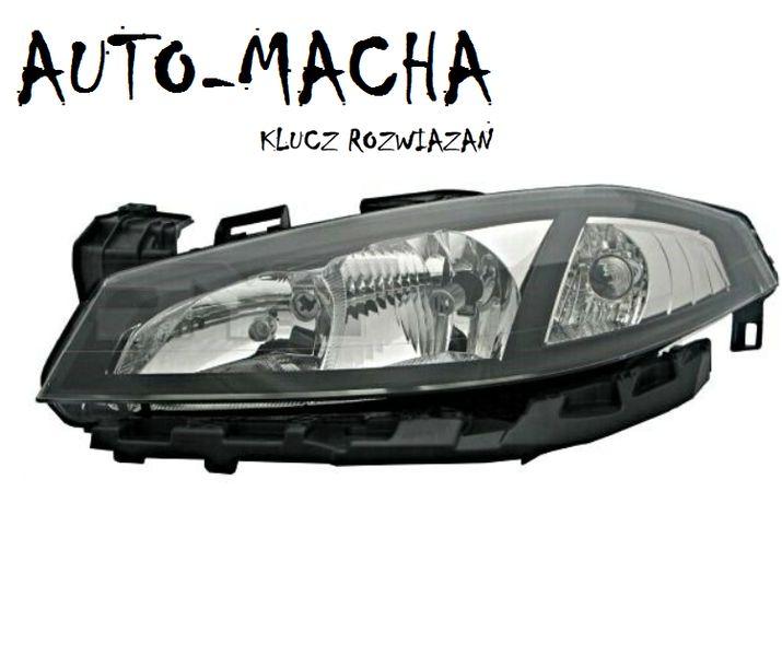Zdjęcie produktu Renault Laguna 05-07 Reflektor Przedni Lampa przednia Lewa