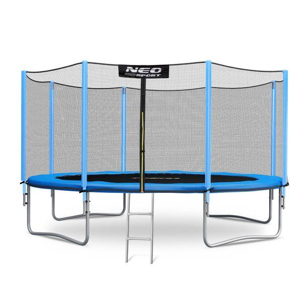 trampolina-ogrodowa-15ft-465cm-z-siatka-zewnetrzna-i-drabinka-neo-sport