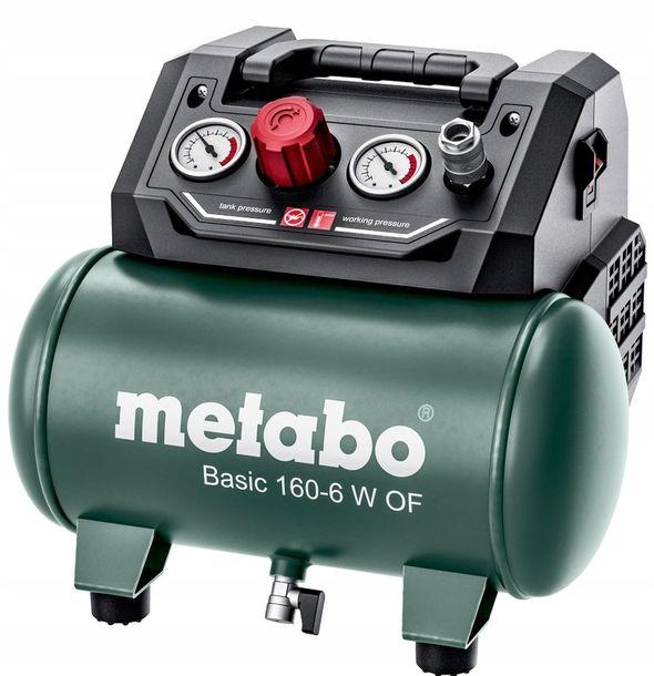 Zdjęcie produktu Sprężarka Basic 160-6 W OF 601501000 Metabo