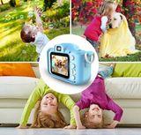 aparat-fotograficzny-cyfrowy-kamera-dla-dzieci-2-kamery-selfie-piesek-kolor-dominujacy-odcienie-rozu