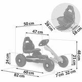 gokart-dzieciecy-na-pedaly-rk-591-czerwony-maksymalne-obciazenie-30-kg