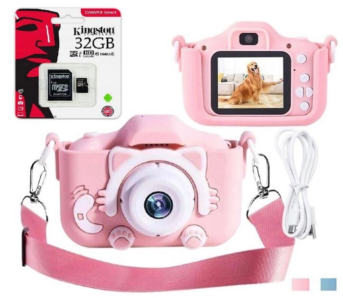 aparat-fotograficzny-cyfrowy-kamera-dla-dzieci-kot