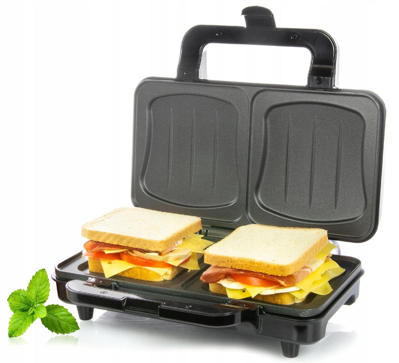 Toster grill opiekacz SANDWICH XXL FIRST AUSTRIA