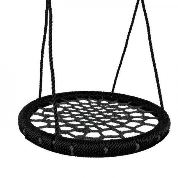 Zdjęcie produktu Huśtawka ogrodowa bocianie gniazdo 100 cm Pleciona