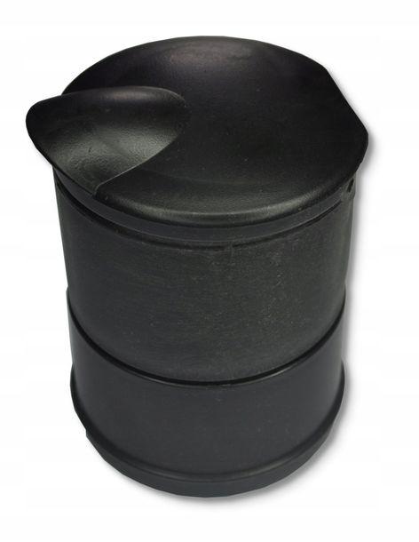 Zdjęcie produktu POPIELNICZKA SAMOCHODOWA LED MIEJSCE KUBKA KUBEK