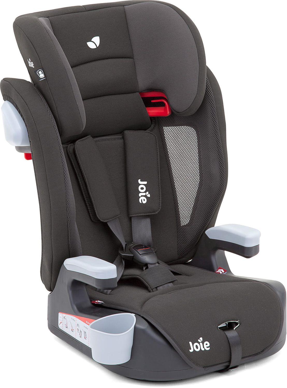 Joie Elevate - fotelik samochodowy 9-36 kg | Two Tone Black