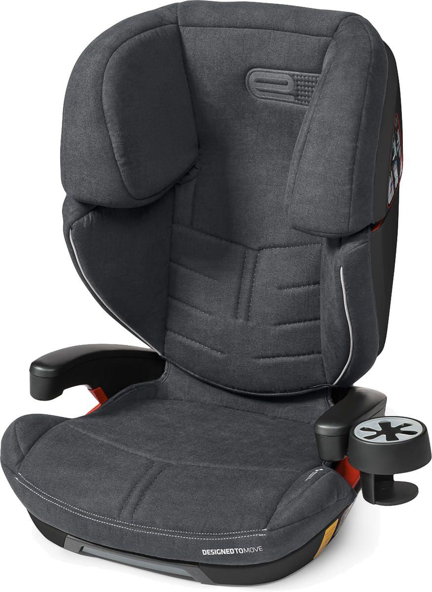 Espiro Omega FX Isofix - fotelik samochodowy 15-36 kg | 17 Graphite