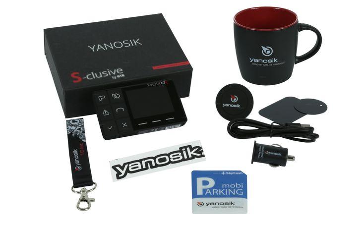 Zdjęcie produktu YANOSIK GTR S-CLUSIVE dożywotni abonament + KUBEK
