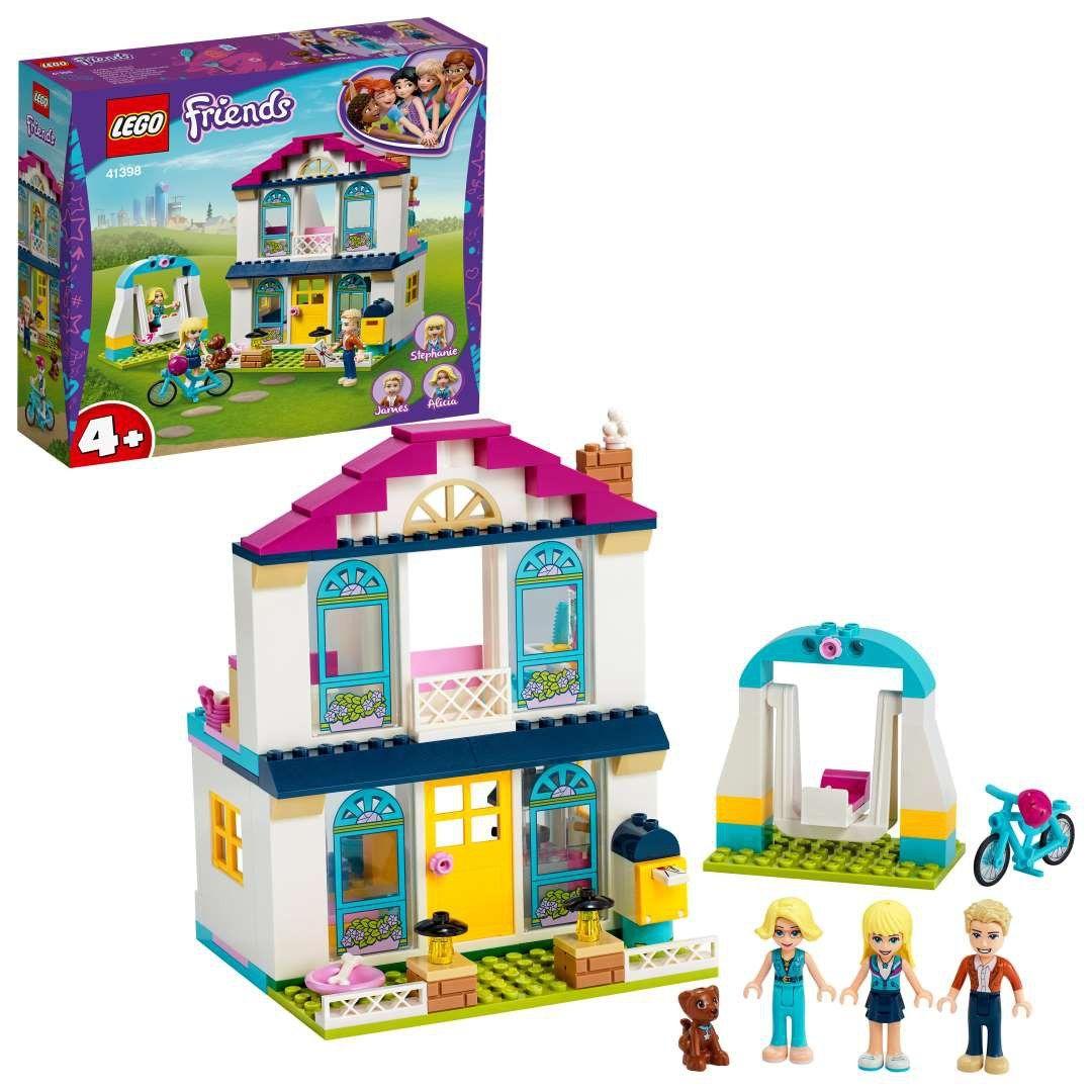 LEGO Friends - Dom Stephanie 41398 Friends