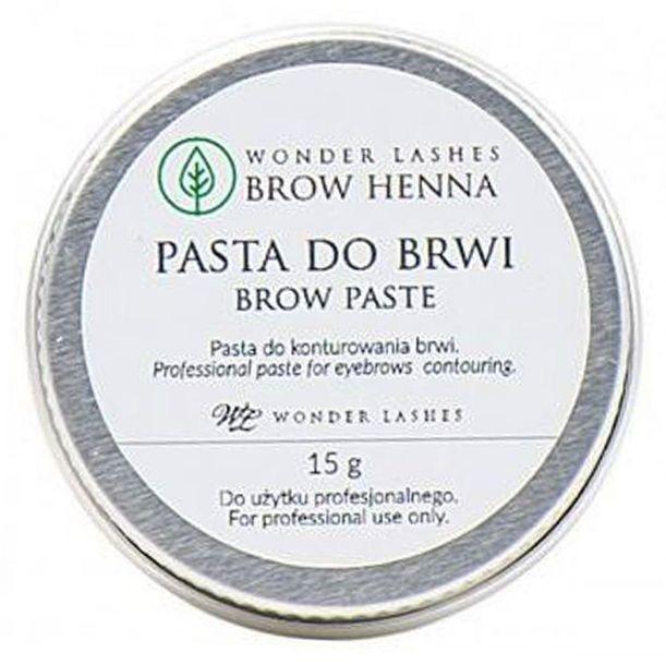 Zdjęcie produktu Wonder Lashes Brow Henna Pasta Do Konturu Brwi 15 g