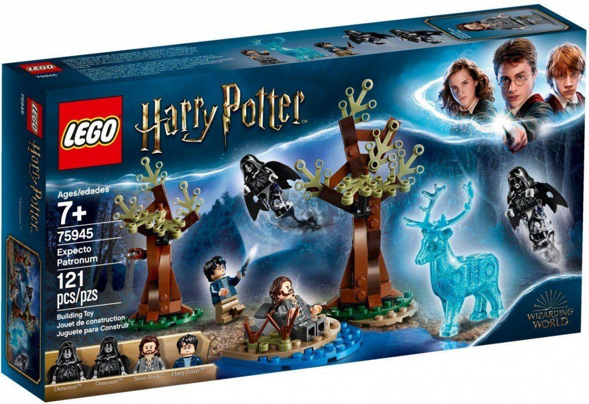 LEGO Klocki Harry Potter Expecto Patronum