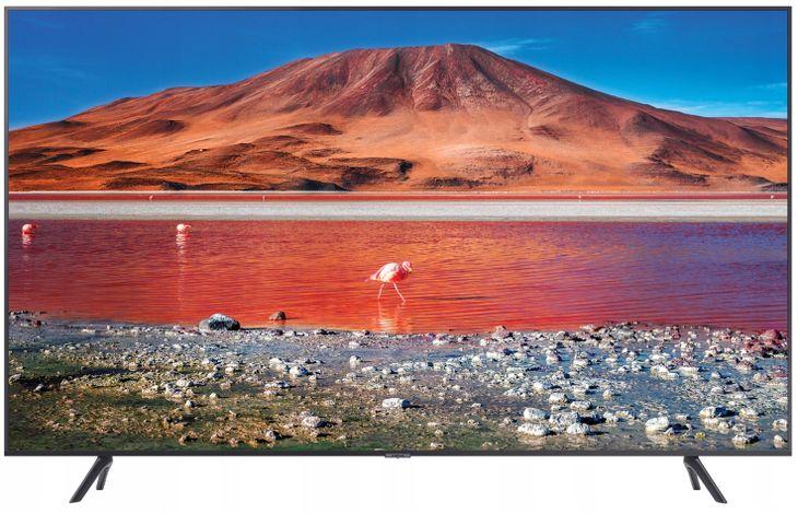 Zdjęcie produktu Telewizor Samsung UE 50TU7172UXXH Crystal 4K UHD