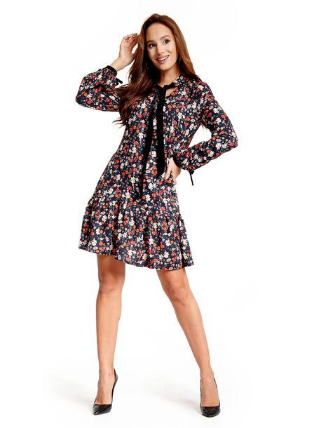 Zdjęcie produktu Kwiecista sukienka BELLA ROVICKY L