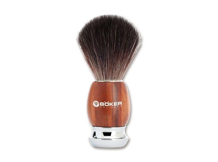 Zdjęcie produktu Pędzel do golenia Boker Classic Plum