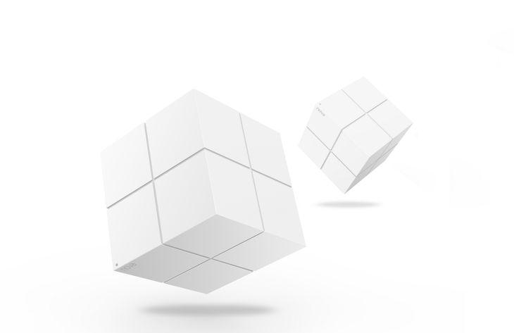 Zdjęcie produktu DOMOWY SYSTEM WI-FI TENDA MESH NOVA MW6 2-pack