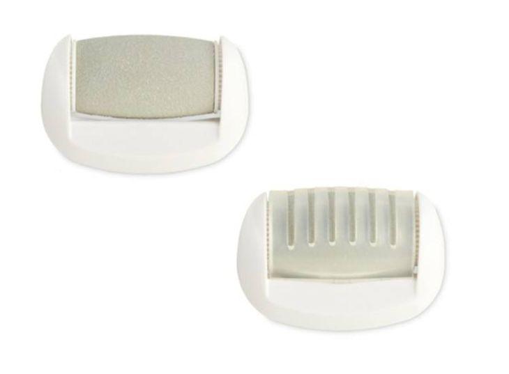 Zdjęcie produktu Zestaw wymiennych głowic nakładek do elektrycznego pilnika do stóp Wellneo