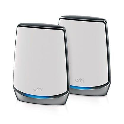 Zdjęcie produktu Netgear System WiFi AX6000 Orbi RBK852