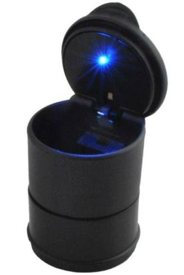 Zdjęcie produktu Popielniczka samochodowa LED w miejsce kubka