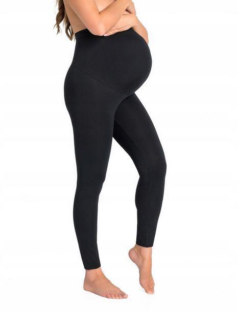 Zdjęcie produktu Bawełniane Legginsy ciążowe Teyli Ginna 2210