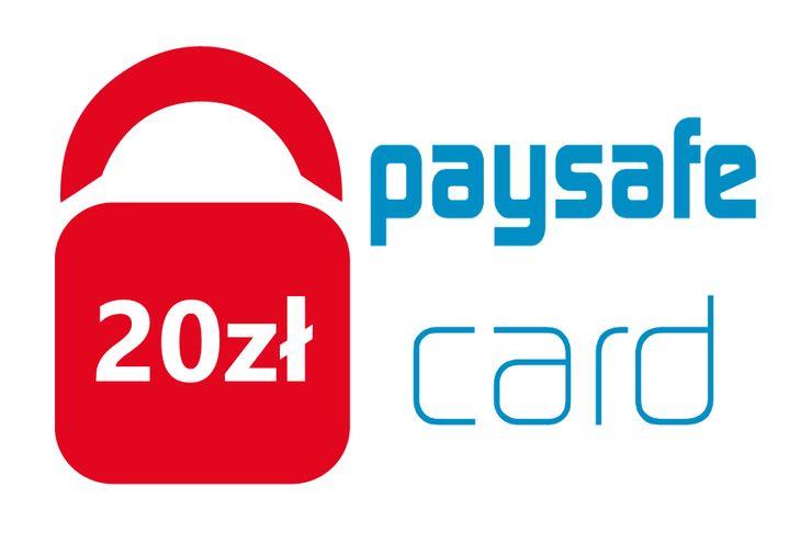 Zdjęcie produktu PaySafeCard PSC 20zł
