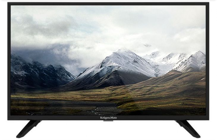 "Zdjęcie produktu Telewizor 32"" Kruger&Matz DVB-T 2 x HDMI USB"