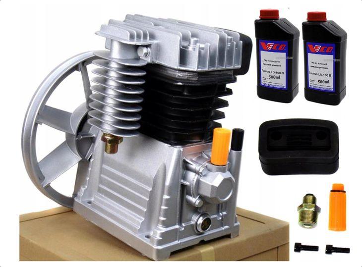 Zdjęcie produktu SPRĘŻARKA 2070 pompa powietrza kompresor olejowy