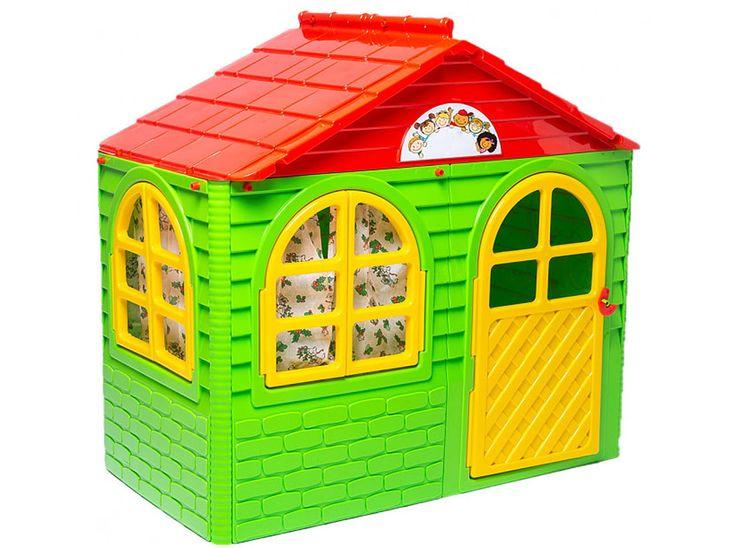 Zdjęcie produktu Domek Ogrodowy Dla Dzieci Z Dachem I Drzwiami Xxl